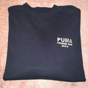 Details zu PUMA x Trapstar Crew Sweat Herren Sweatshirt Sweater Pulli Oberteil 571818 neu